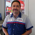 Rob Wolter, Store Manager Sierra Car Care