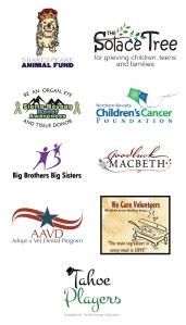Charity Logo's