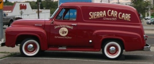 Classic Car Sierra Car Care