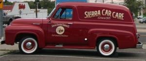 Classic Car Sierra Car Care