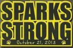 sparks strong Logo
