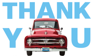 Thank You from Sierra Car Care