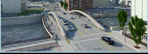 Virginia Street Bridge Project